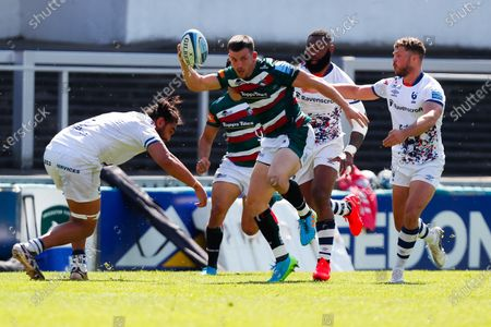 Editorial picture of Leicester Tigers v Bristol Bears, Gallagher Premiership, Rugby, Leicester, UK - 05 Jun 2021