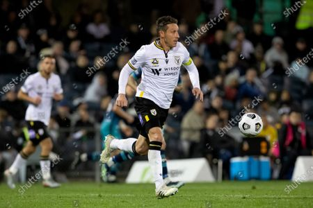 Editorial picture of Macarthur FC v Wellington Phoenix, A-League, Football, Round 24, Campbelltown Sports Stadium, Sydney, Australia - 04 Jun 2021