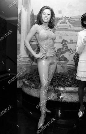 UNITED STATES - MARCH 01:  Lady Miss Kier