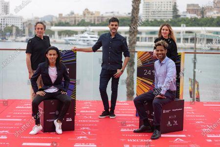 Editorial image of Malaga Film Festival, Spain - 04 Jun 2021
