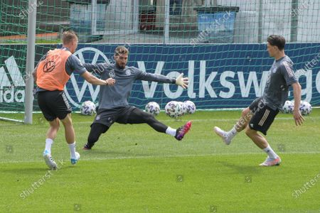 Editorial photo of Germany training, Seefeld, Austria - 04 Jun 2021