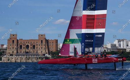 Editorial picture of Italy SailGP, Event 2, Season 2, Taranto, Italy - 02 Jun 2021