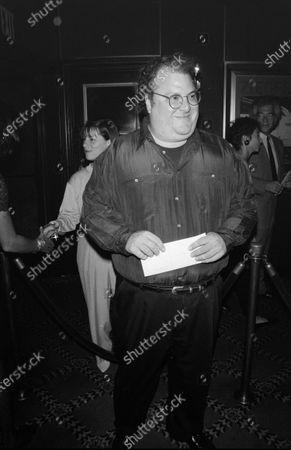 Editorial photo of Josh Mostel