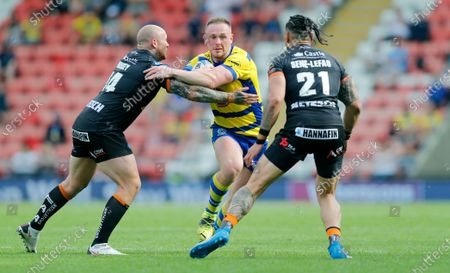 Editorial image of Castleford Tigers v Warrington Wolves, Betfred Challenge Cup Semi-final, Rugby League, Leigh Sports Village, Sale, UK - 05 Jun 2021