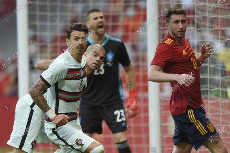 Jose Fonte of Portugal