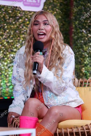 Hayley Kiyoko attends OutLoud: Raising Voices Featuring Pride Live's Stonewall Day, Show, Day 2, Los Angeles, California, USA - 05 Jun 2021