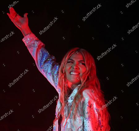 Editorial photo of OutLoud: Raising Voices Featuring Pride Live's Stonewall Day, Show, Day 2, Los Angeles, California, USA - 05 Jun 2021