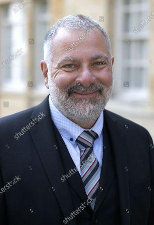 Editorial image of Jed Mercurio portraits, Oxford, UK - 04 Jun 2021