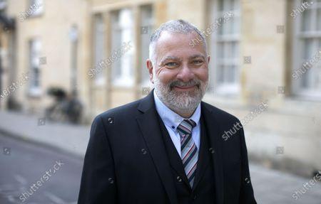 Editorial photo of Jed Mercurio portraits, Oxford, UK - 04 Jun 2021