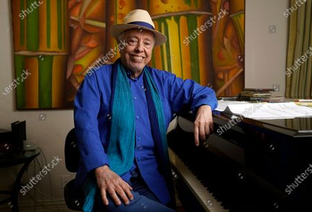 Editorial picture of Sergio Mendes Portrait Session, Los Angeles, United States - 18 May 2021