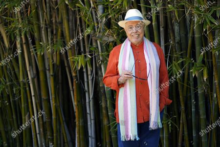 """Stock Photo of Brazilian musician Sergio Mendes poses for a portrait at home, in Los Angeles. The documentary """"Sergio Mendes & Friends: A Celebration"""" will be airing on PBS in June"""