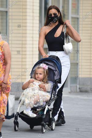 Irina Shayk, Lea De Seine Shayk Cooper