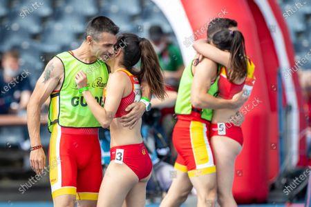 Editorial photo of European Para Athletics Championships in Bydgoszcz, Poland - 04 Jun 2021