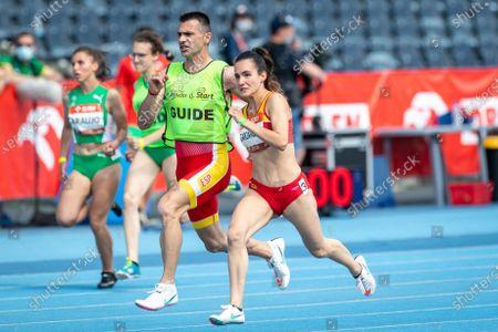 Editorial picture of European Para Athletics Championships in Bydgoszcz, Poland - 04 Jun 2021