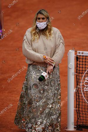 Editorial image of French Open Tennis, Day Seven, Roland Garros, Paris, France - 05 Jun 2021