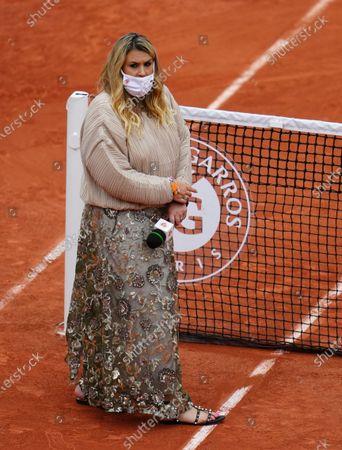 Stock Picture of Marion Bartoli