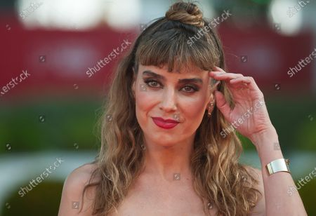 Editorial image of 24th Malaga Spanish Film Festival, Spain - 04 Jun 2021