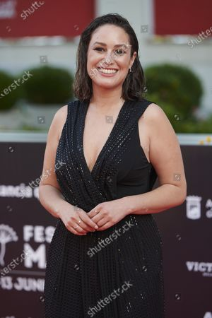 Editorial picture of 'Paraiso' TV series premiere, 24th Malaga Spanish Film Festival, Spain - 04 Jun 2021