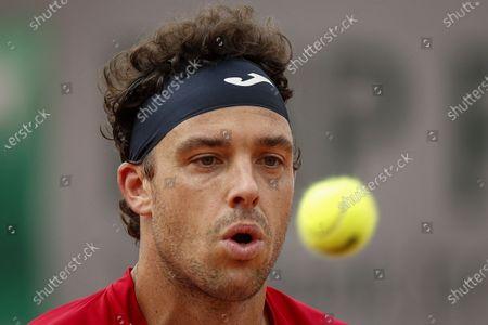 Editorial photo of French Open tennis tournament at Roland Garros, Paris, France - 05 Jun 2021