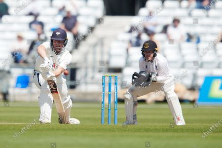 Editorial picture of Yorkshire County Cricket Club v Sussex County Cricket Club. Leeds, UK - 05 Jun 2021