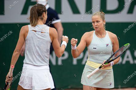 Editorial photo of France Paris Tennis Roland Garros French Open - 04 Jun 2021