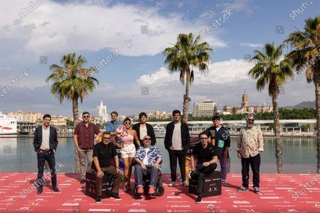 Editorial picture of Malaga Film Festival, Spain - 05 Jun 2021