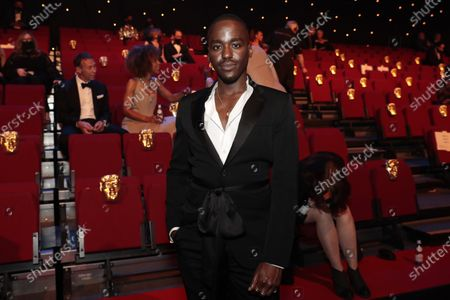 Editorial picture of EXCLUSIVE - Virgin Media British Academy Television Awards, Ceremony, London, UK - 06 Jun 2021