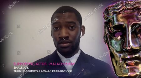 Supporting Actor - Malachi Kirby - Small Axe