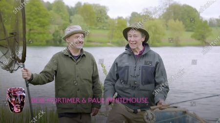 Stock Photo of Factual Series Presented By Bob Mortimer & Paul Whitehouse (Pre-record) Vt
