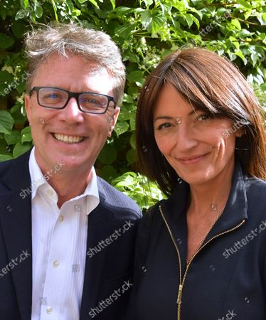 Stock Picture of Features - Long Lost Family: Born Without Trace - Nicky Campbell and Davina McCall