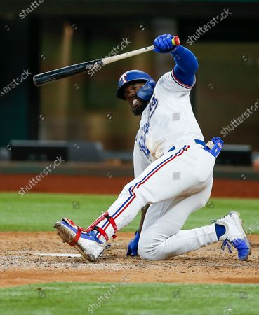 Editorial image of Rays Rangers Baseball, Arlington, United States - 05 Jun 2021