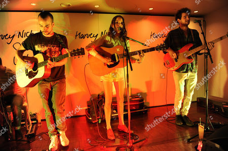 Coco Sumner and band