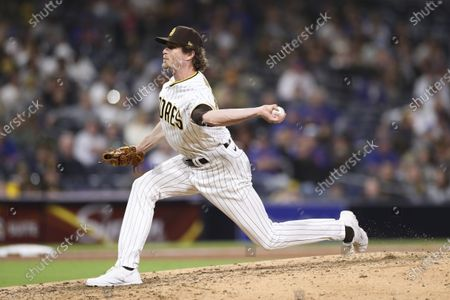 Editorial picture of Mets Padres Baseball, San Diego, United States - 05 Jun 2021