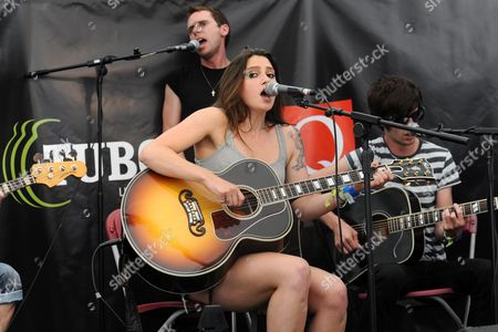 Editorial photo of Glastonbury Festival, Somerset, Britain - 26 Jun 2010
