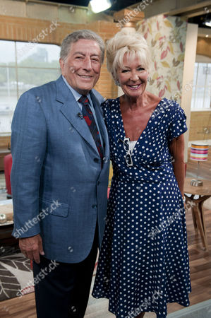 Tony Bennett and Sue Carroll