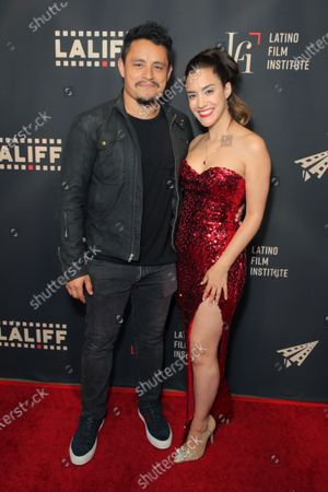 Editorial picture of Los Angeles Latino International Film Festival, Closing Night and Premiere of 'Women Is Losers', Arrivals, California, USA - 06 Jun 2021