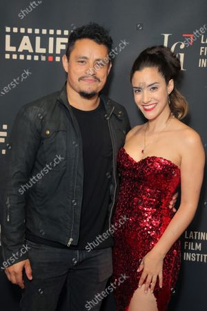 Editorial image of Los Angeles Latino International Film Festival, Closing Night and Premiere of 'Women Is Losers', Arrivals, California, USA - 06 Jun 2021