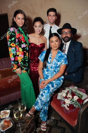 Editorial picture of Los Angeles Latino International Film Festival, Closing Night and Premiere of 'Women Is Losers', Inside, California, USA - 06 Jun 2021