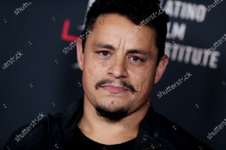 Stock Photo of Jesse Garcia