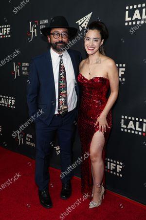 Luis David Ortiz and Lissette Feliciano