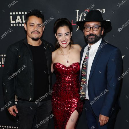 Editorial photo of Los Angeles Latino International Film Festival, Closing Night and Premiere of 'Women Is Losers', Arrivals, California, USA - 06 Jun 2021
