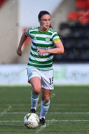 Editorial image of Motherwell Women v Celtic Women, Scottish Building Society Womens Premier League - 06 Jun 2021