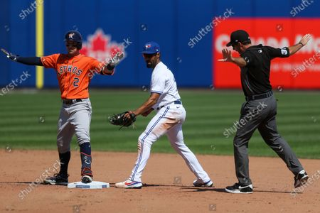 Editorial picture of Astros Blue Jays Baseball, Buffalo, United States - 06 Jun 2021