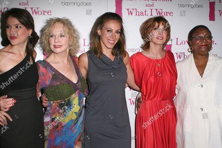 Ashley Austin Morris, Penny Fuller, Haylie Duff, Sharon Lawrence, Myra Lucretia Taylor