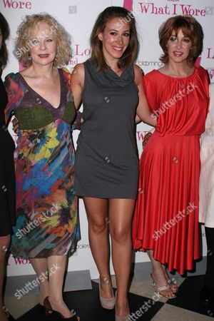 Penny Fuller, Haylie Duff, Sharon Lawrence