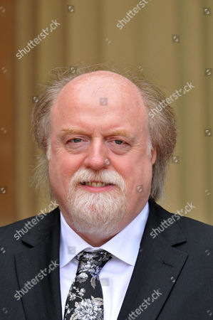 Stock Picture of Peter Donohoe OBE
