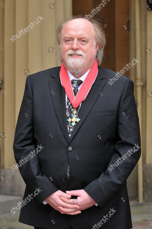 Peter Donohoe OBE