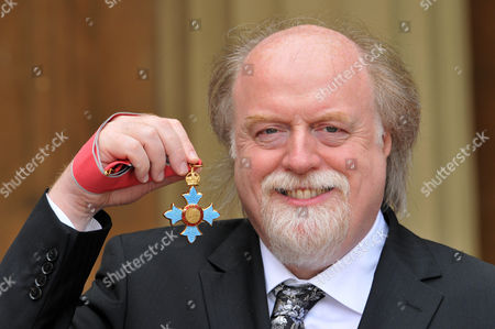 Stock Photo of Peter Donohoe OBE