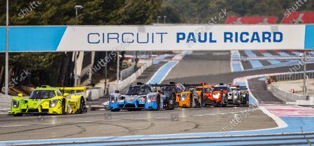 Editorial image of European Le Mans Series, 3rd round, Le Castellet, France - 06 Jun 2021