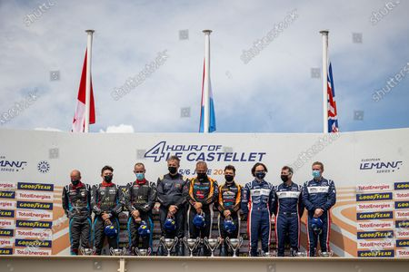 Editorial picture of European Le Mans Series, 3rd round, Le Castellet, France - 06 Jun 2021
